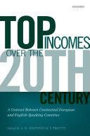 Top Incomes Over the Twentieth Century