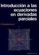 Introducción a las ecuaciones en derivadas parciales