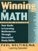 Pdf Winning at Math