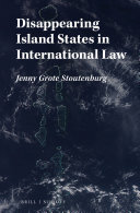 Disappearing Island States in International Law