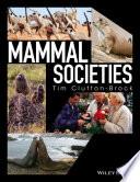 Mammal Societies