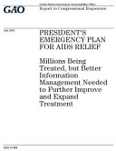 President s Emergency Plan for AIDS Relief