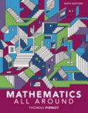 Mathematics All Around Plus MyMathLab    Access Card Package
