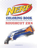 Nerf Coloring Book