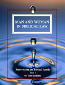 Man and Woman in Biblical Law ebook