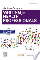 An Introduction to Writing for Health Professionals   E Book