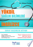YÖKDİL Sağlık Bilimleri İngilizce Sınav Hazırlık Kitabı