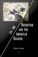 Desertion and the American Soldier, 1776-2006 ebook
