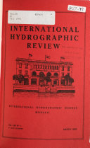 The International Hydrographic Review