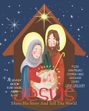 Jesus Share His Story And Tell The World Activity Book For Kids Age 6 12