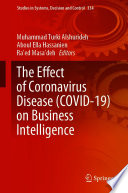 The Effect of Coronavirus Disease  COVID 19  on Business Intelligence