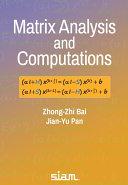 Matrix Analysis and Computations