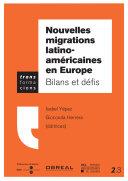 Nouvelles migrations latino-américaines en Europe