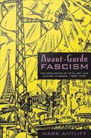 Avant-Garde Fascism [Pdf/ePub] eBook