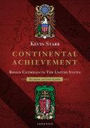 Continental Achievement
