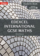 Edexcel International GCSE Maths Student Book