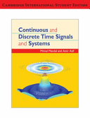 Continuous and Discrete Time Signals and Systems International Student Edition