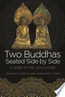 Two Buddhas Seated Side by Side