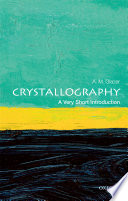 Crystallography A Very Short Introduction
