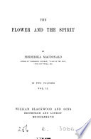 The flower and the spirit