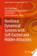 Nonlinear Dynamical Systems with Self Excited and Hidden Attractors