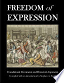 Freedom of Expression Book