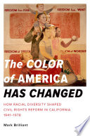 The Color of America Has Changed Book