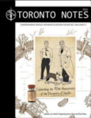 Cover of 2011 Toronto Notes