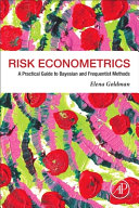 Risk Econometrics Book