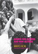 Games for Actors and Non actors