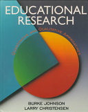 Educational Research Book