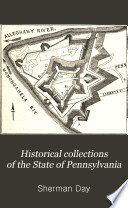 Historical Collections Of The State Of Pennsylvania