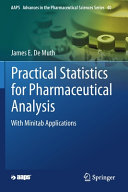Practical Statistics for Pharmaceutical Analysis Book
