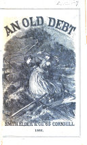 An Old Debt. [By Frances J. Wedgwood.]