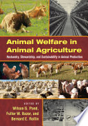 Animal Welfare In Animal Agriculture Book PDF