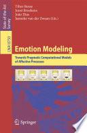 Emotion Modeling