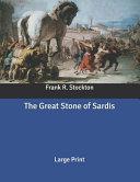 Read Online The Great Stone of Sardis Epub