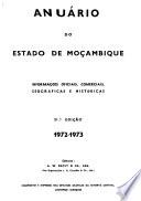Anuario da Província de Moçambique