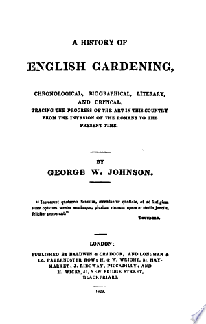 A+History+of+English+Gardening%2C+Chronological%2C+Biographical%2C+Literary%2C+and+Critical