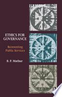 Ethics For Governance