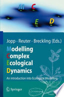 Modelling Complex Ecological Dynamics Book PDF