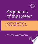 Argonauts Of The Desert