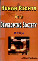 Human Rights in a Developing Society