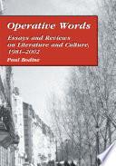 Operative Words