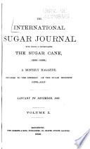 International Sugar Journal