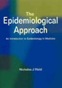 The Epidemiological Approach Book PDF