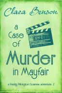 A Case of Murder in Mayfair ebook