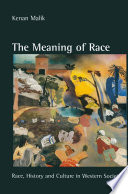 The Meaning of Race