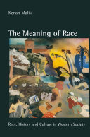 The Meaning of Race Pdf/ePub eBook