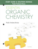 Study Guide and Solution Manual for Essential Organic Chemistry Book